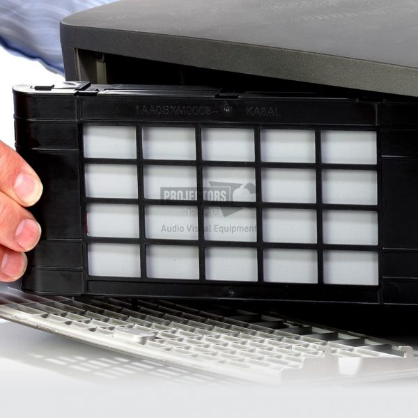 Air Filter for LC-WUL100/A, LC-WXL200/A, LC-XL200/A, LC-XL100/A Projectors.