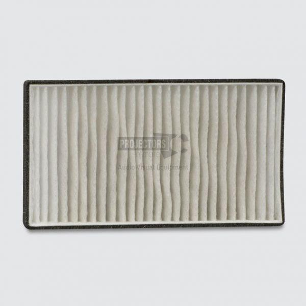 Air Filter for EK-510U/L, EK-511W/L, EK-512X/L, EK-500U/L, EK-501W/L, EK-502X/L Projectors.