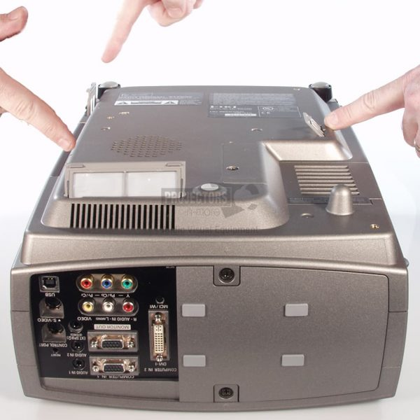 Air Filter for LC-XG210, LC-XG200, LC-XG110, LC-XG100 Projectors.