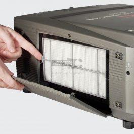 Air Filter for LC-X6A, LC-X6, LC-SX6A, LC-SX6 projectors.